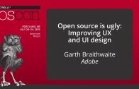 Open source is ugly: Improving UX and UI design