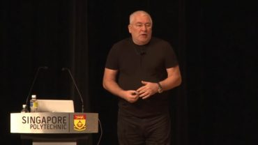 Singapore Polytechnic DT|UX Summit featuring Tim Kobe
